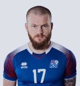 Арон Гуннарссон Исландия: профиль игрока ЧМ 2018