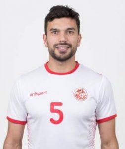 Уссама Хаддади Тунис: профиль игрока ЧМ 2018