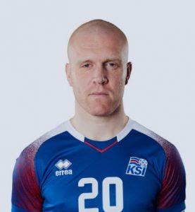 Эмиль Хадльфредссон Исландия: профиль игрока ЧМ 2018