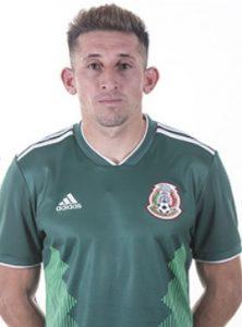 Эктор Эррера Мексика: профиль игрока ЧМ 2018