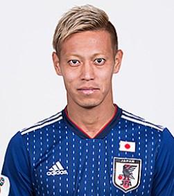 Кейсуке Хонда Япония: профиль игрока ЧМ 2018