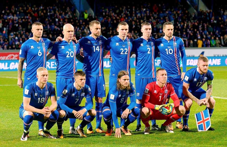 Национальная команда Исландии впервые сыграет на Чемпионате мира