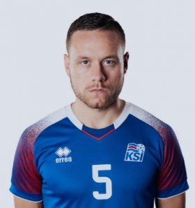 Сверрир Ингасон Исландия: профиль игрока ЧМ 2018