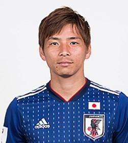 Такаси Инуи Япония: профиль игрока ЧМ 2018