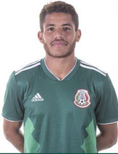 Джонатан дос Сантос Мексика: профиль игрока ЧМ 2018
