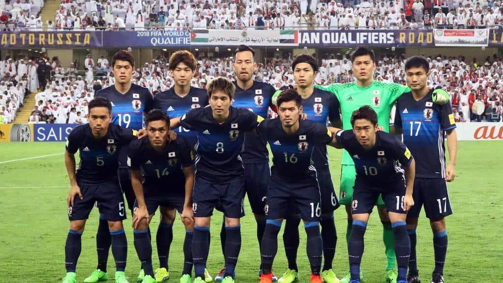 Команда Японии по футболу сыграет на ЧМ шестой раз кряду