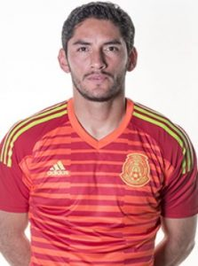 Хосе Корона Мексика: профиль игрока ЧМ 2018