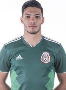 Рауль Хименес Мексика: профиль игрока ЧМ 2018