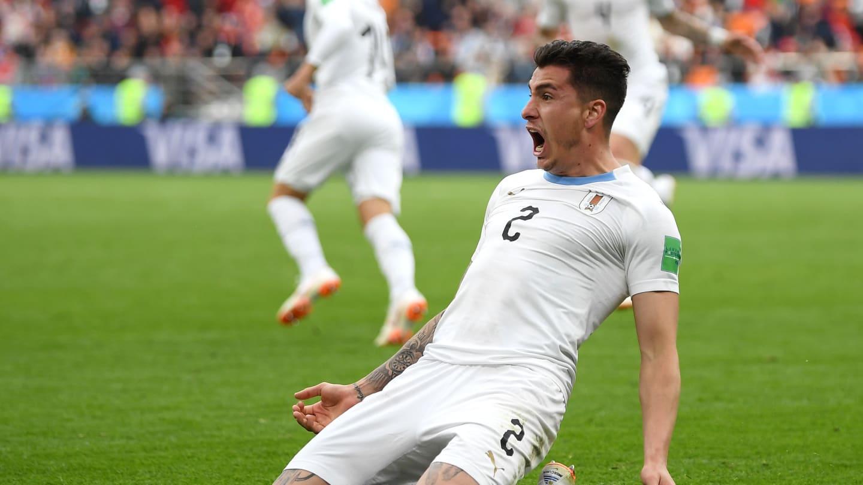 Матч Египет - Уругвай:минимальная победа небесно-голубых
