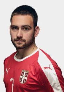 Андрия Живкович Сербия: профиль игрока ЧМ 2018
