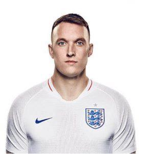 Фил Джонс сборная команда Англии ЧМ 2018