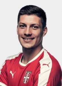 Лука Йович Сербия: профиль игрока ЧМ 2018