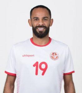 Сабер Халифа Тунис: профиль игрока ЧМ 2018