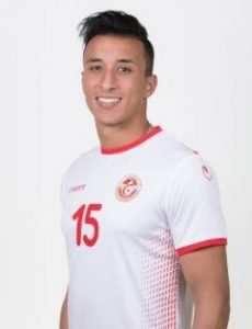 Ахмед Халил Тунис: профиль игрока ЧМ 2018