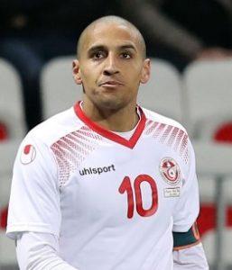 Вахби Хазри Тунис: профиль игрока ЧМ 2018