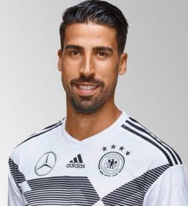Сами Хедира сборная Германии: профиль игрока ЧМ 2018