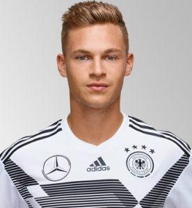 Йосуа Коммих сборная Германии: профиль игрока ЧМ 2018