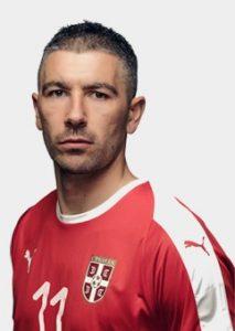 Александар Коларов Сербия: профиль игрока ЧМ 2018