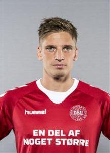 Йенс Ларсен Дания: профиль игрока ЧМ 2018