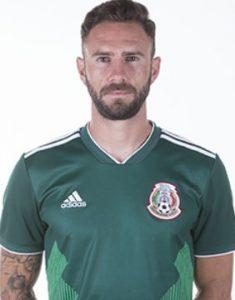 Мигель Лаюн Мексика: профиль игрока ЧМ 2018