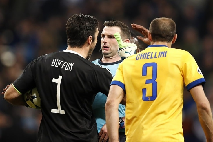 Реал Ювентус: последний матч Буффона в ЛЧ?
