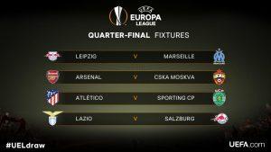 Прогноз на матчи Лиги Европы