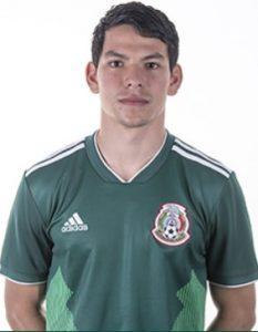 Ирвинг Лосано Мексика: профиль игрока ЧМ 2018