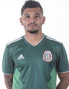 Хесус Корона Мексика: профиль игрока ЧМ 2018