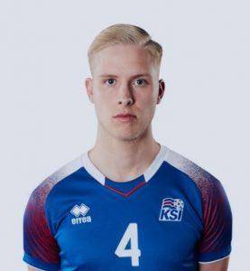 Хёрдур Магнуссон Исландия: профиль игрока ЧМ 2018