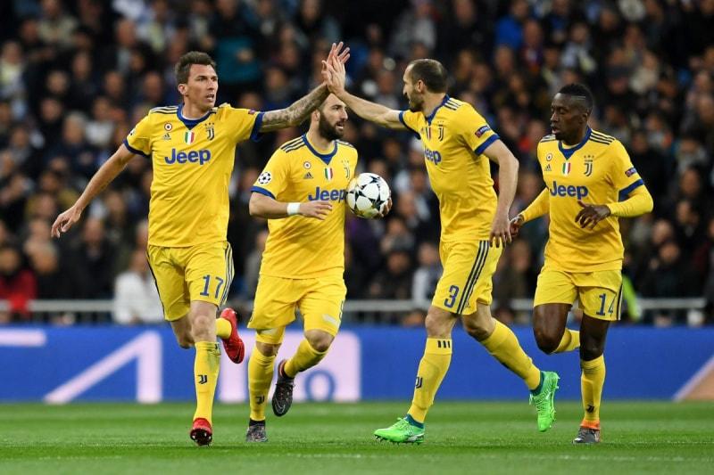 Реал Ювентус: туринцам не хватило одной минуты