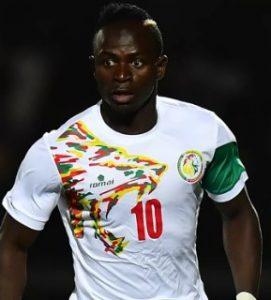 Садио Мане Сенегал: профиль игрока ЧМ 2018
