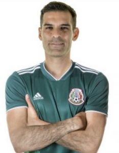 Рафаэль Маркес Мексика: профиль игрока ЧМ 2018