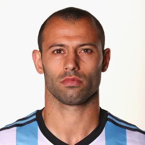 Хавьер Маскерано Аргентина: профиль игрока ЧМ 2018