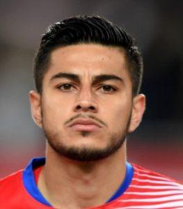 Рональд Матаррита Коста-Рика: профиль игрока ЧМ 2018