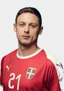 Неманья Матич Сербия: профиль игрока ЧМ 2018
