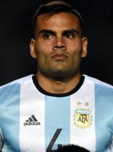 Габриэль Меркадо Аргентина: профиль игрока ЧМ 2018