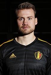 Симон Миньоле Бельгия: профиль игрока ЧМ 2018