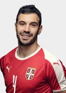 Лука Миливоевич Сербия: профиль игрока ЧМ 2018