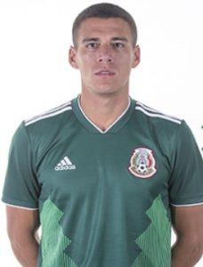 Эктор Морено Мексика: профиль игрока ЧМ 2018
