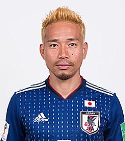 Юто Нагатомо Япония: профиль игрока ЧМ 2018