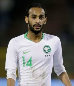 Абдулла Утаиф Сауд. Аравия: профиль игрока ЧМ 2018