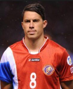 Брайан Овьедо Коста-Рика: профиль игрока ЧМ 2018