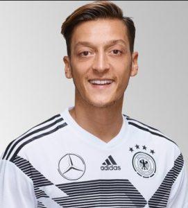 Месут Озил сборная Германии: профиль игрока ЧМ 2018