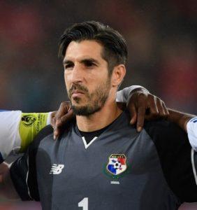Хайме Пенедо Панама: профиль игрока ЧМ 2018