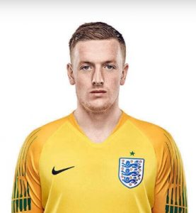 Джордан Пикфорд сборная Англии ЧМ 2018