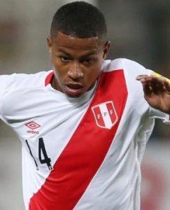 Анди Поло Перу: профиль игрока ЧМ 2018