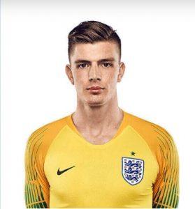 Ник Поуп сборная Англии ЧМ 2018
