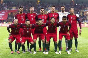 Сборная команда Португалии Чемпионат мира 2018