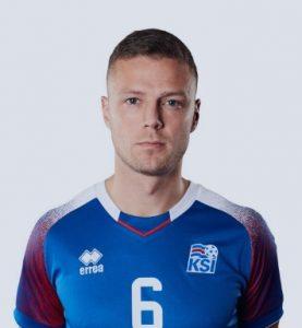 Рагнар Сигурдссон Исландия: профиль игрока ЧМ 2018