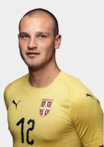 Предраг РАйкович Сербия: профиль игрока ЧМ 2018